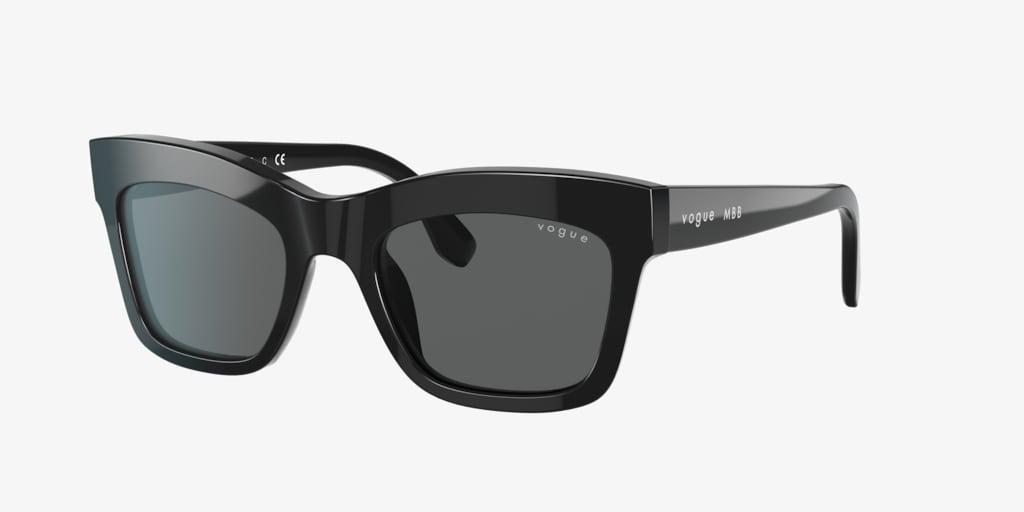 Vogue VO5392S 50 Black Sunglasses