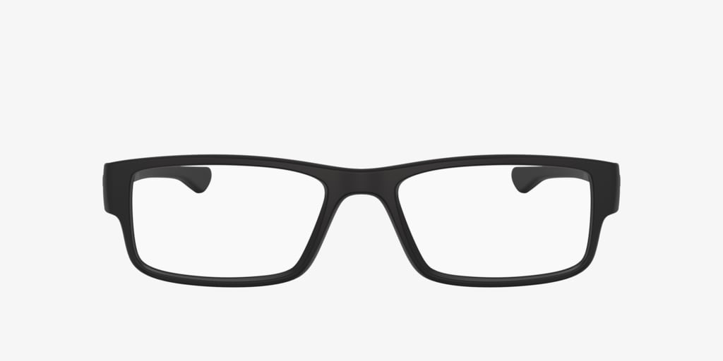 Oakley OX8046 AIRDROP Satin Black Eyeglasses