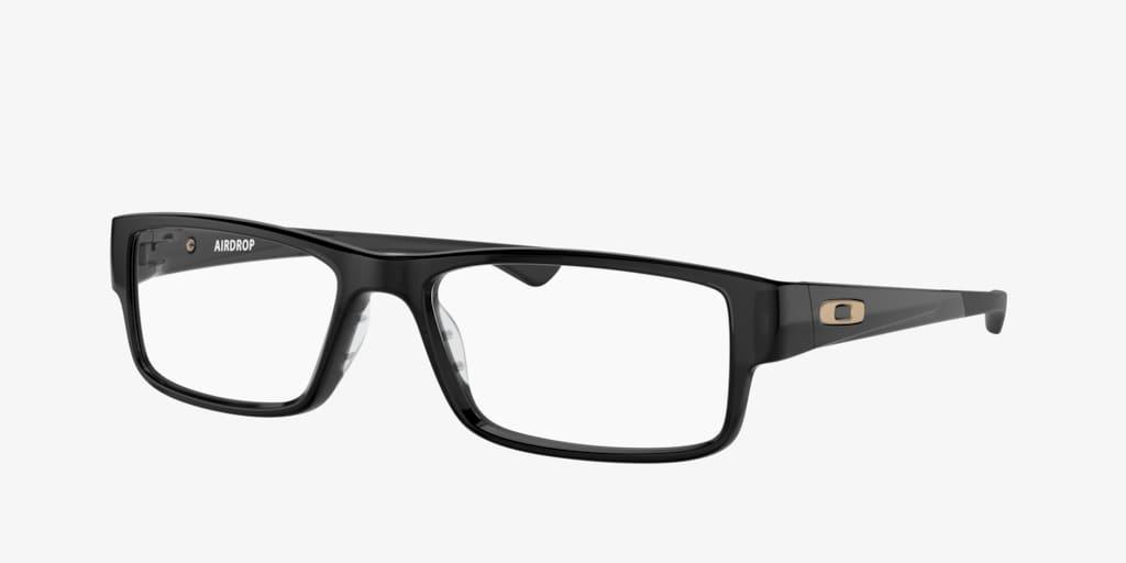 Oakley OX8046 AIRDROP Black Eyeglasses