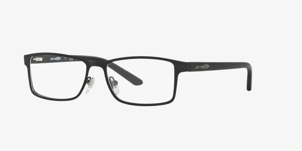 Arnette AN6110 SET ON Matte Black Eyeglasses