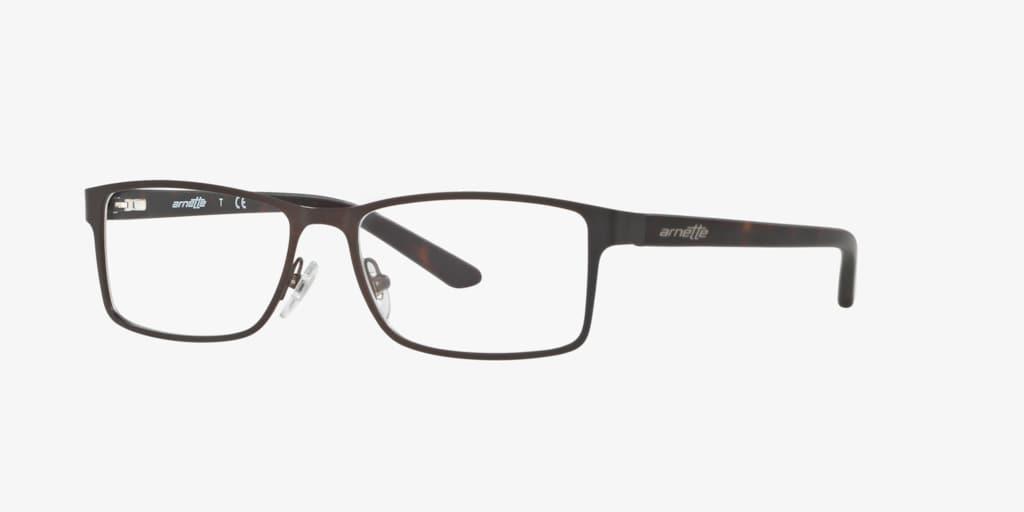 Arnette AN6110 SET ON Matte Brown Eyeglasses