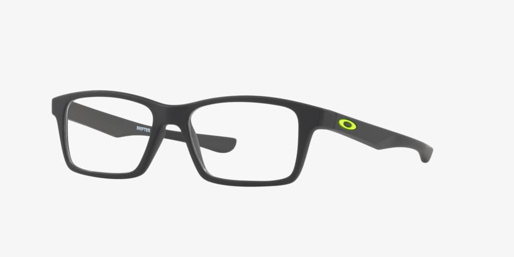 Oakley Youth OY8001 SHIFTER XS Satin Black Eyeglasses