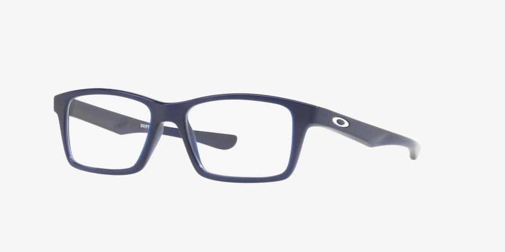 Oakley Youth OY8001 SHIFTER XS Polished Blue Eyeglasses