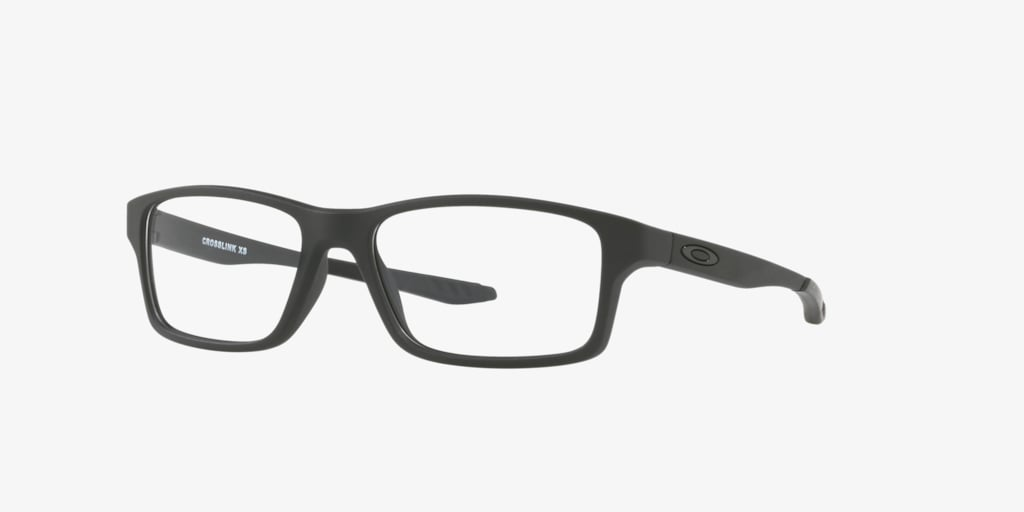 Oakley Youth OY8002 CROSSLINK XS Satin Black Eyeglasses