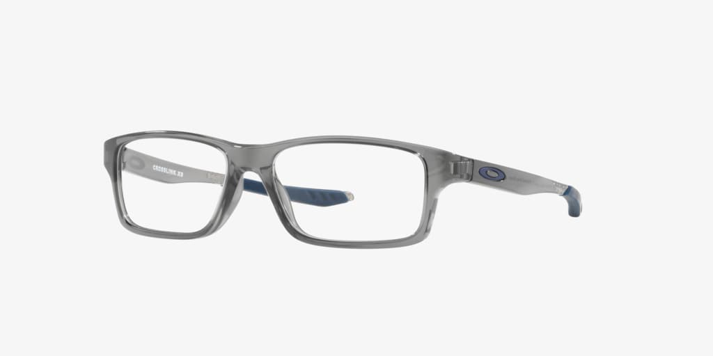 Oakley Youth OY8002 CROSSLINK XS Polished Grey Eyeglasses