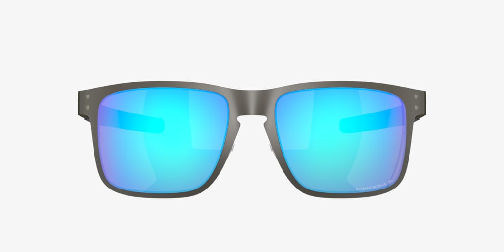 Oakley OO4123 55 Holbrook Metal Matte Gunmetal Sunglasses