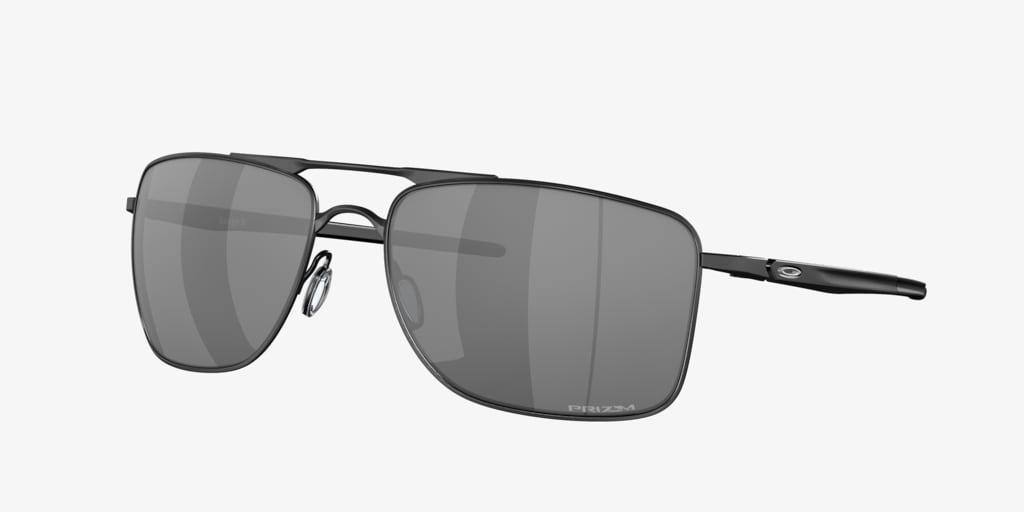 Oakley OO4124 62 Gauge 8 Matte Black Sunglasses