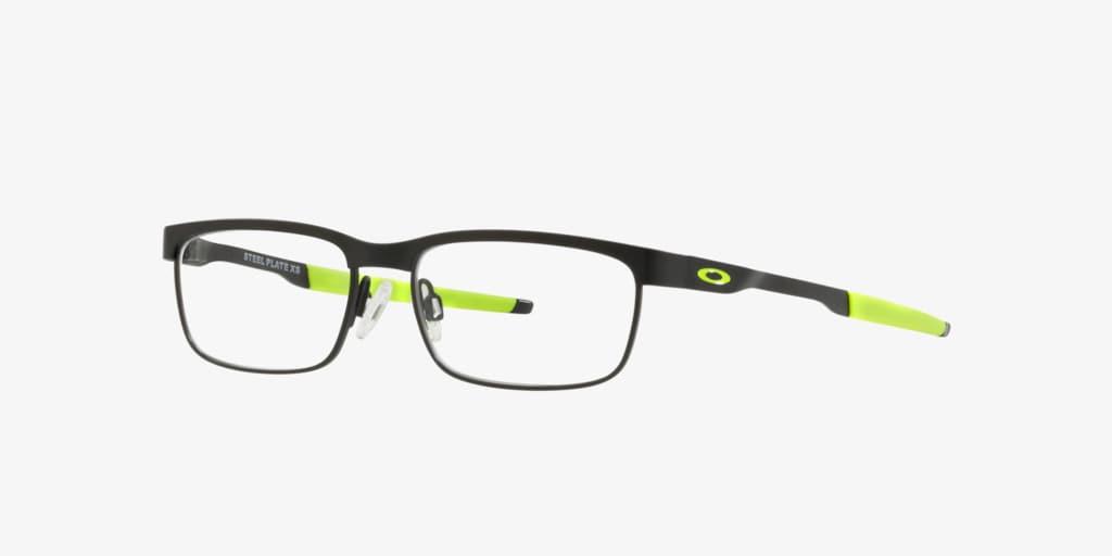Oakley Youth OY3002 STEEL PLATE XS Satin Black Eyeglasses