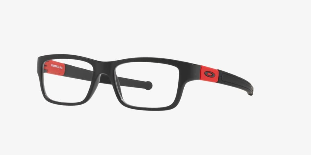 Oakley Youth OY8005 MARSHAL XS Polished Black Eyeglasses