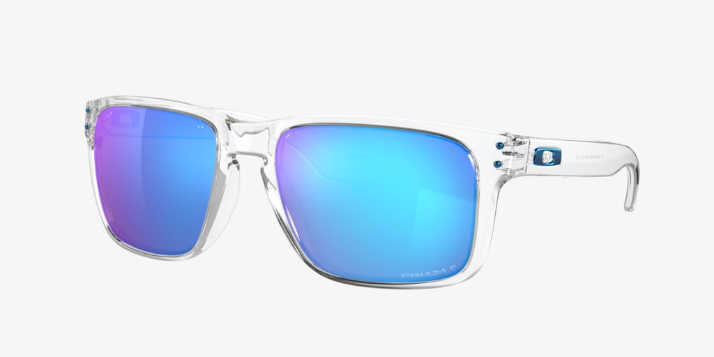 Oakley OO9417 59 HOLBROOK XL Polished Clear Sunglasses