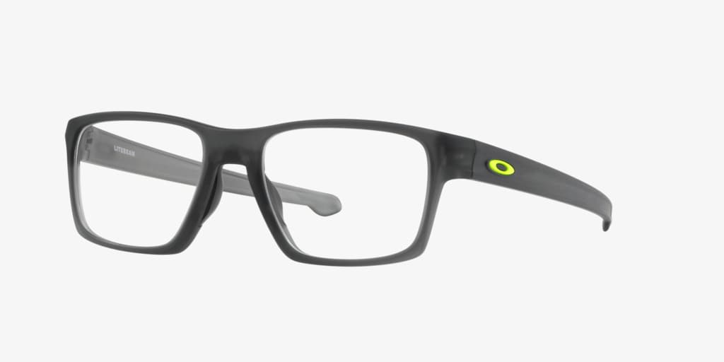 Oakley OX8140 LITEBEAM Satin Grey Eyeglasses