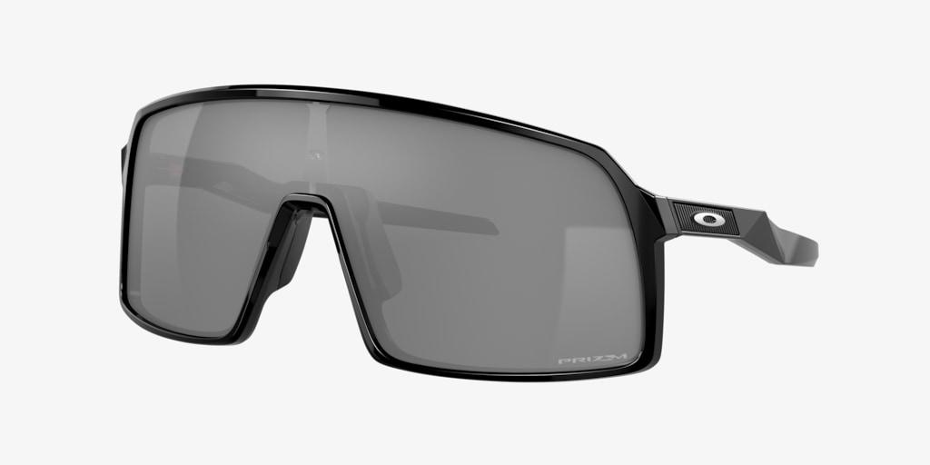 Oakley OO9406 37 Sutro Polished Black Sunglasses