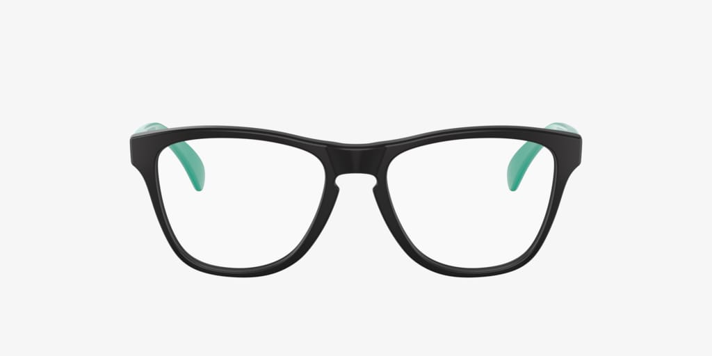 Oakley Youth OY8009 Rx FROGSKINS Satin Black Eyeglasses