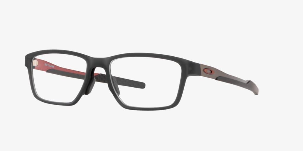 Oakley OX8153 Metalink Satin Grey Eyeglasses