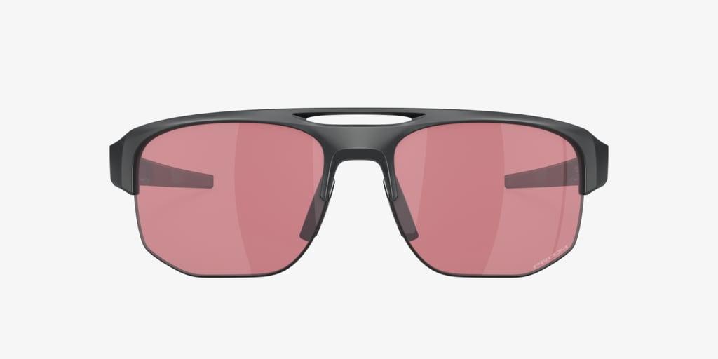 Oakley OO9424 70 MERCENARY Matte Carbon Sunglasses