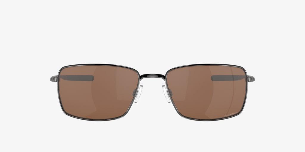 Oakley OO4075 SQUARE WIRE Grey Sunglasses