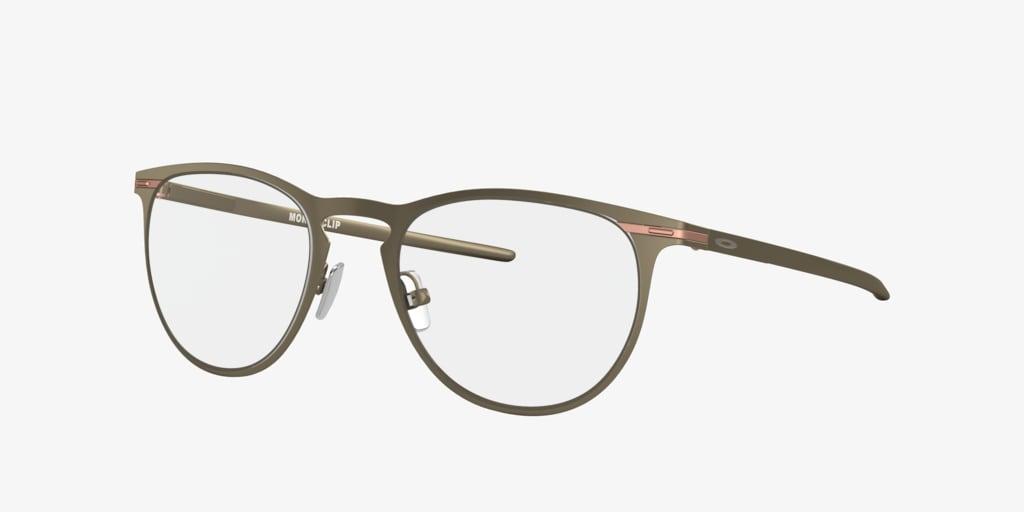 Oakley OX5145 MONEY CLIP Satin Olive Eyeglasses