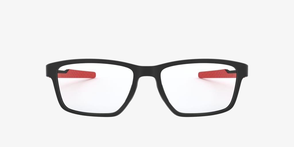 Oakley OX8153 Metalink Satin Black Eyeglasses