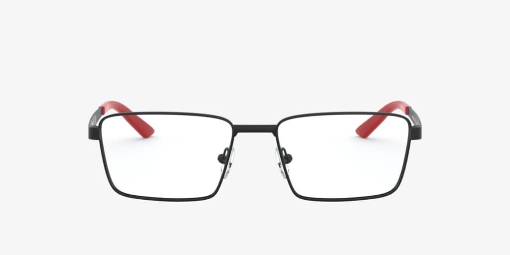 Arnette AN6123 Matte Black Eyeglasses