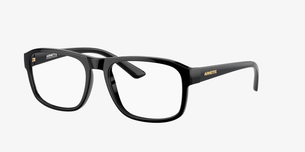 Arnette AN7176 Shiny Black Eyeglasses
