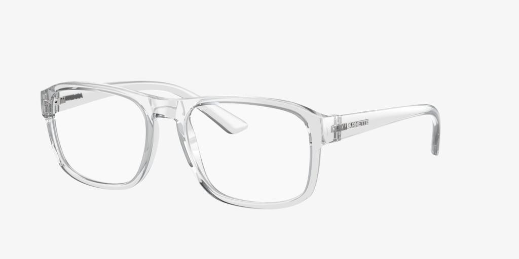 Arnette AN7176 Shiny Transparent Eyeglasses
