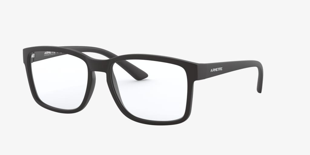 Arnette AN7177 Matte Black Eyeglasses