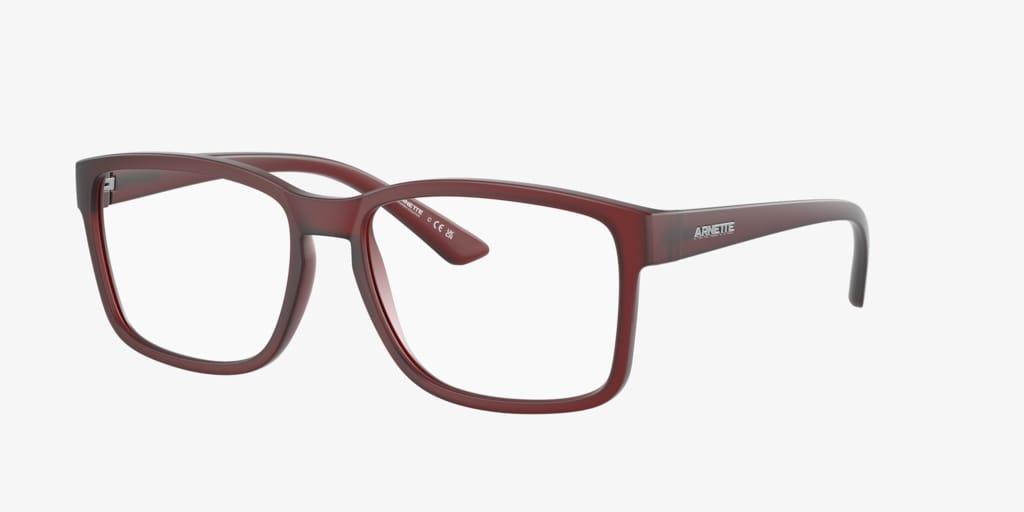 Arnette AN7177 Matte Red Eyeglasses