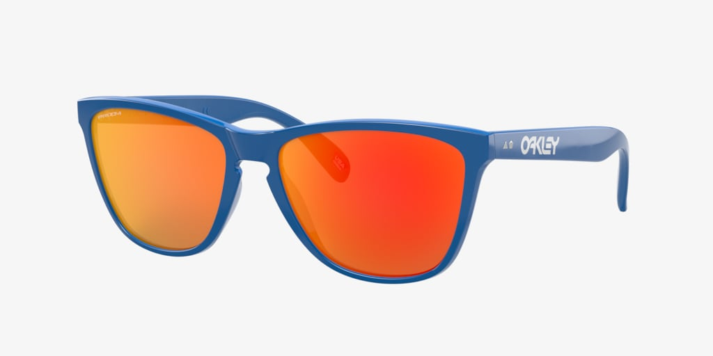 Oakley OO9444 57 FROGSKINS 35th Primary Blue Sunglasses