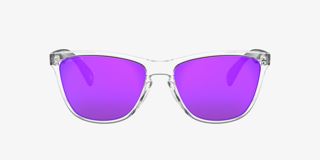 Oakley OO9444 57 FROGSKINS 35th Polished Clear Sunglasses