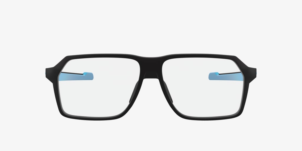 Oakley OX8161 BEVEL Satin Black Eyeglasses