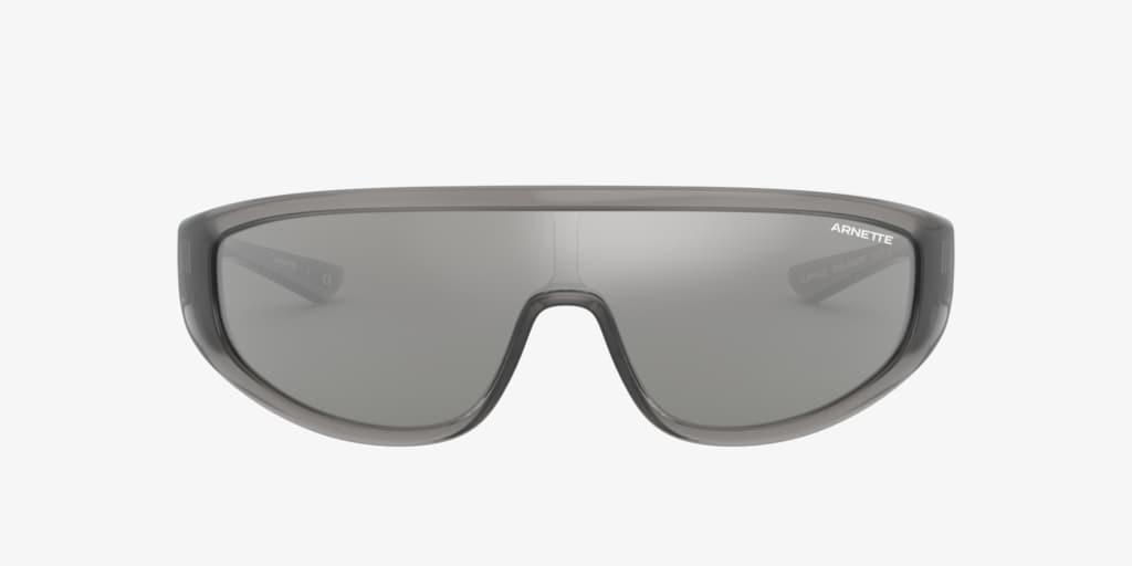 Arnette AN4264 30 Shiny Transparent Grey Sunglasses