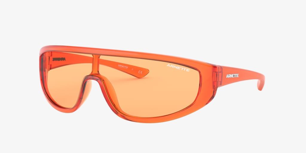 Arnette AN4264 30 Shiny Transparent Orange Sunglasses