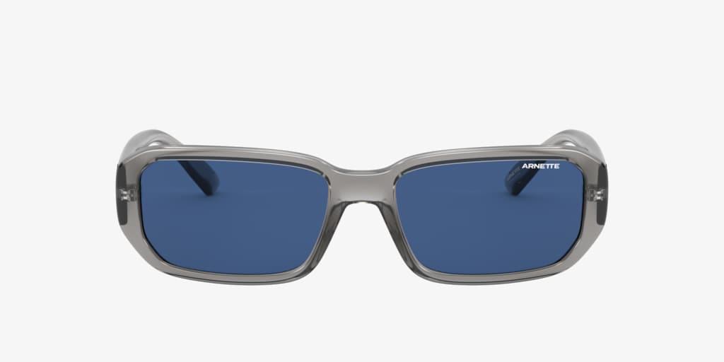 Arnette AN4265 55 Shiny Transparent Grey Sunglasses