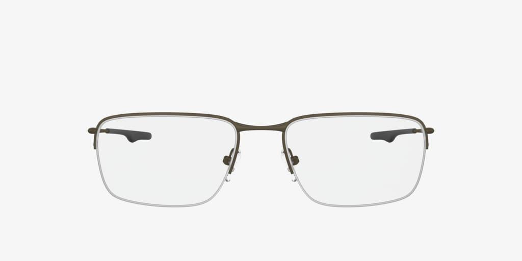 Oakley OX5148 WINGBACK SQ Grey on Gunmetal Eyeglasses