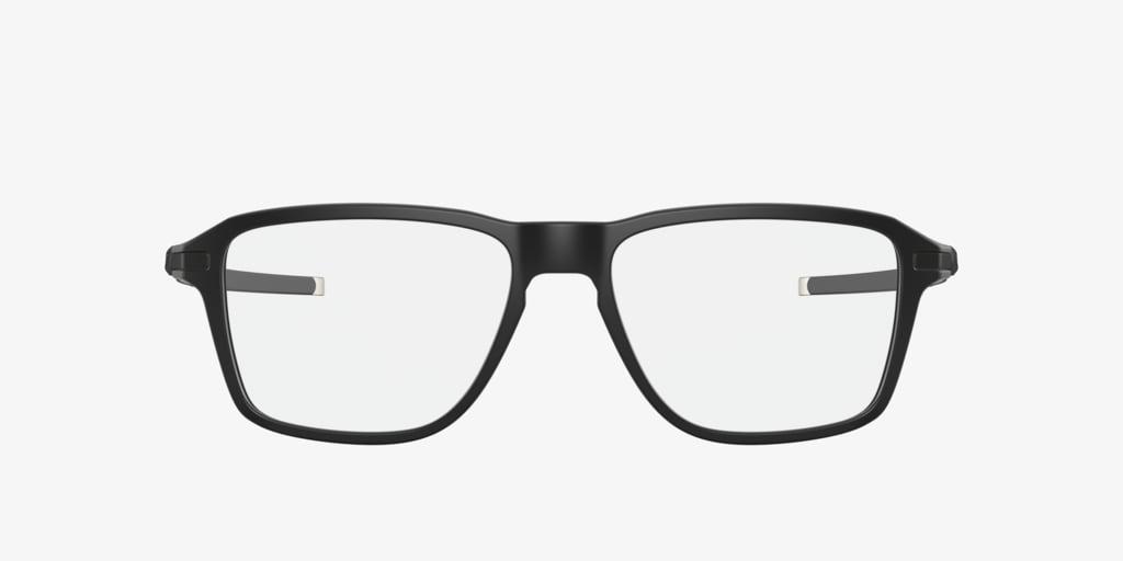 Oakley OX8166 WHEEL HOUSE Satin Black Eyeglasses