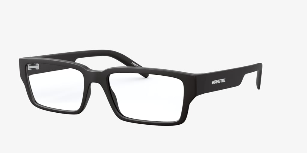 Arnette AN7181 Matte Black Eyeglasses