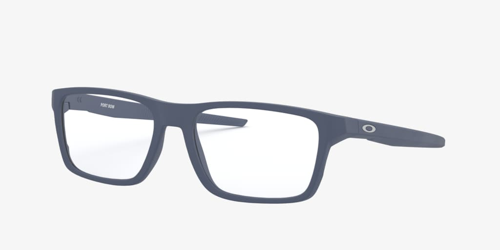 Oakley PORT BOW Dark Blue Eyeglasses