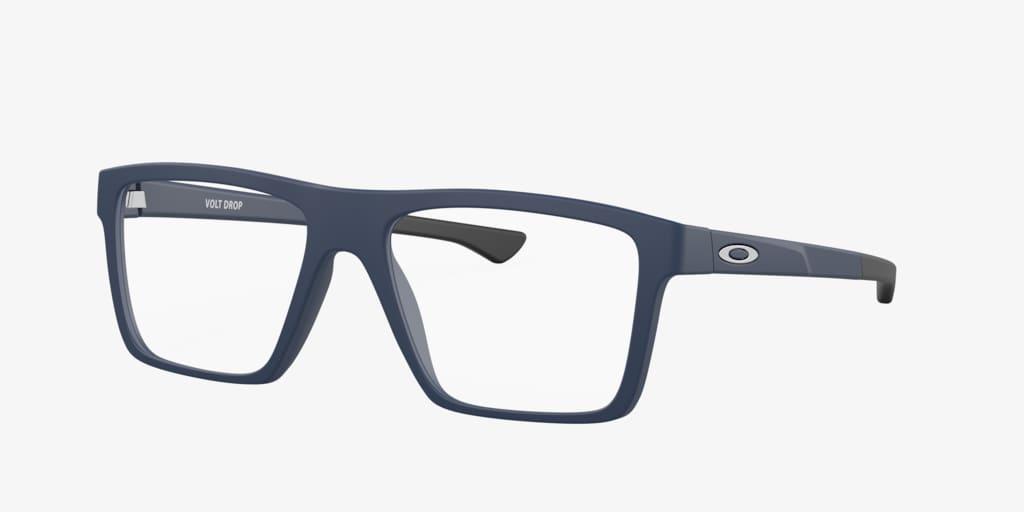 Oakley OX8167 VOLT DROP Satin Dark Blue Eyeglasses
