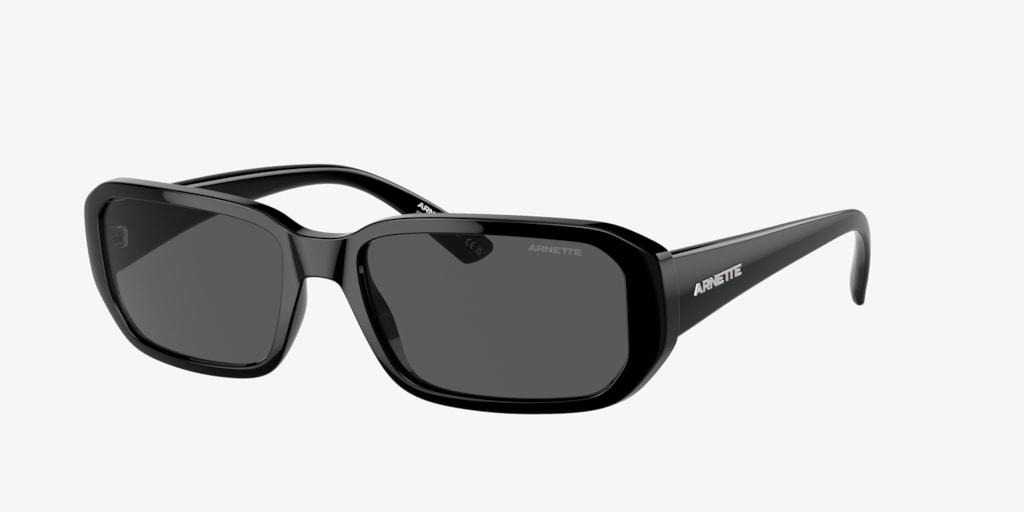 Arnette AN4265 55 Shiny Black Sunglasses