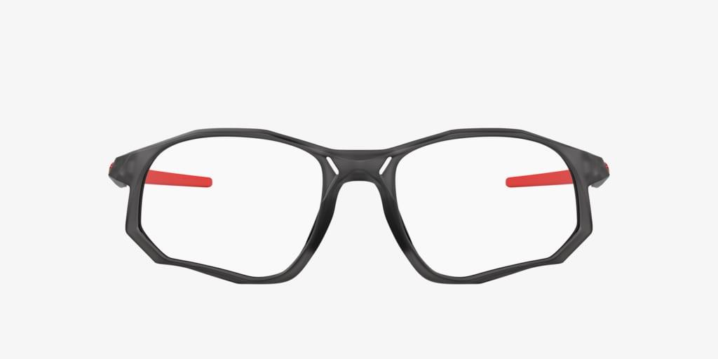 Oakley OX8171 TRAJECTORY Satin Grey Smoke Eyeglasses