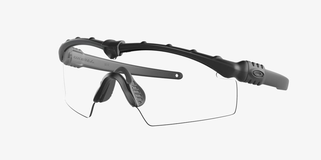 Oakley OO9146 32 SI BALLISTIC M FRAME 3.0 Matte Black Sunglasses