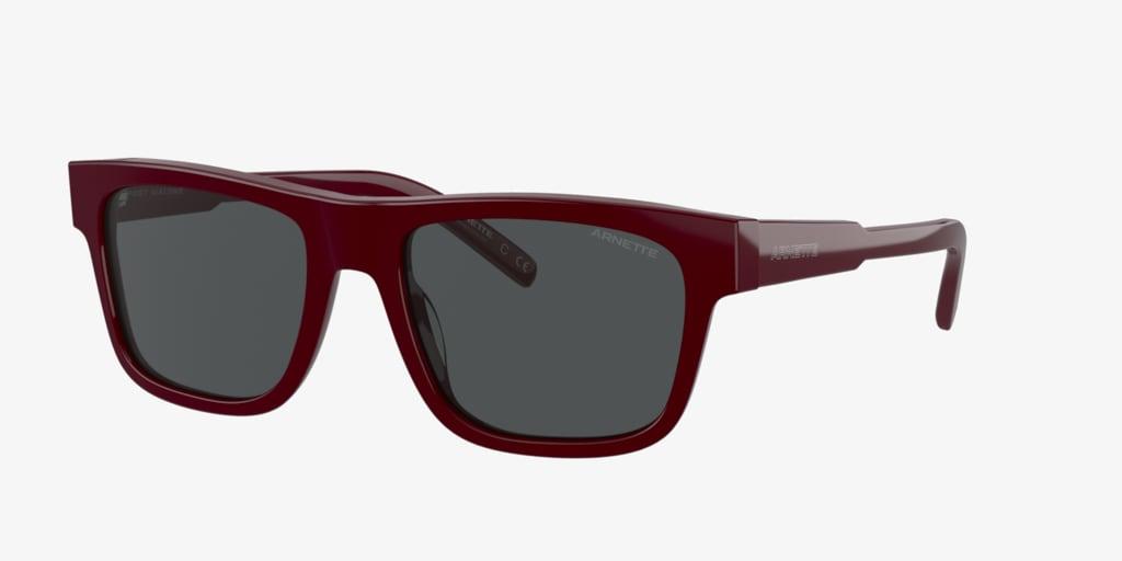 Arnette POST MALONE+ARNETTE Shiny Red Sunglasses