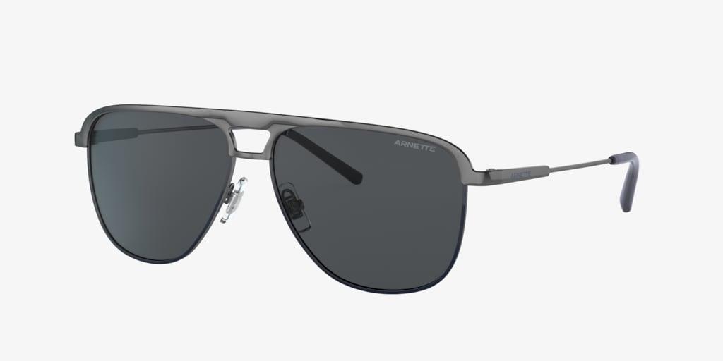 Arnette AN3082 57 Gunmetal Sunglasses