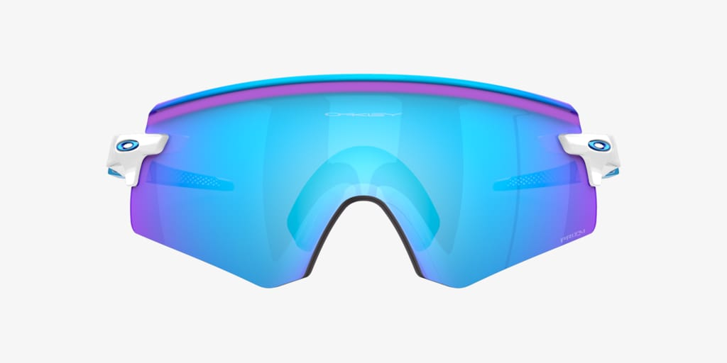 Oakley OO9471 36 Encoder Polished White Sunglasses