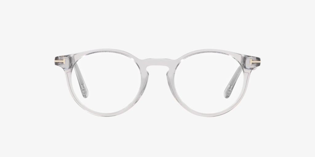 Tom Ford FT5557-B Grey Eyeglasses