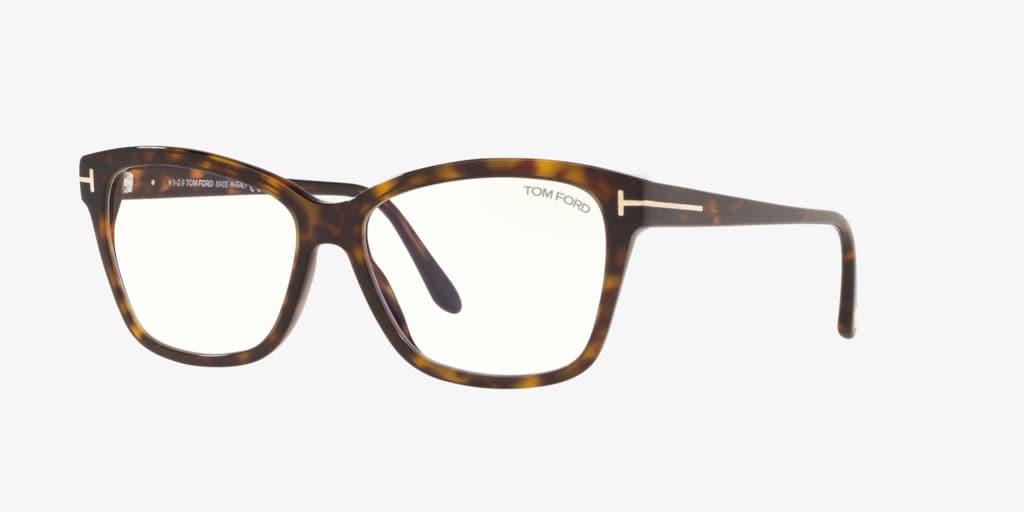 Tom Ford FT5597-B Tortoise Eyeglasses