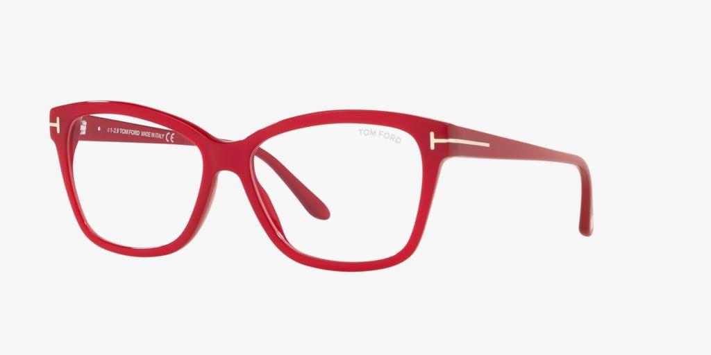 Tom Ford FT5597-B Pink Shiny Eyeglasses
