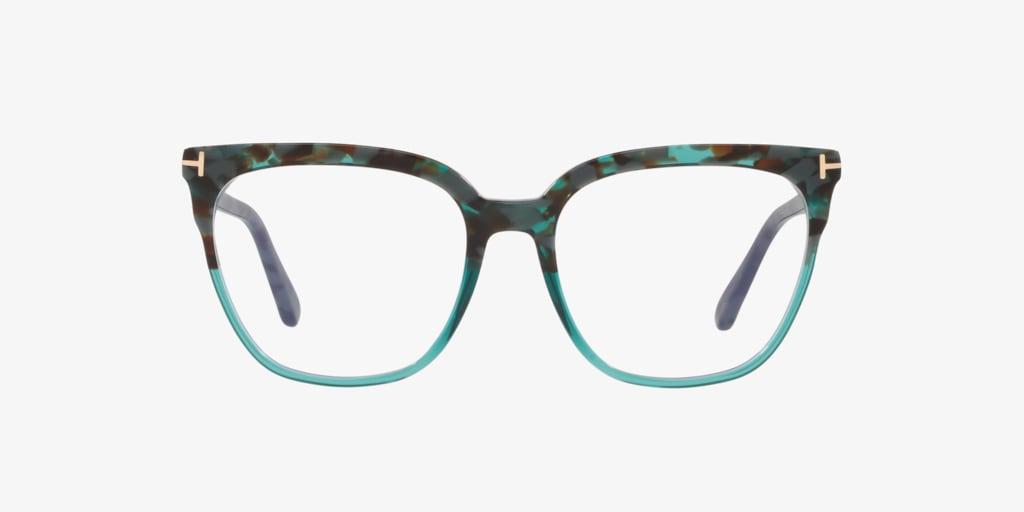 Tom Ford FT5599-B Tortoise Eyeglasses