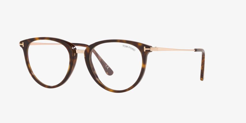 Tom Ford FT5640-B Tortoise Eyeglasses