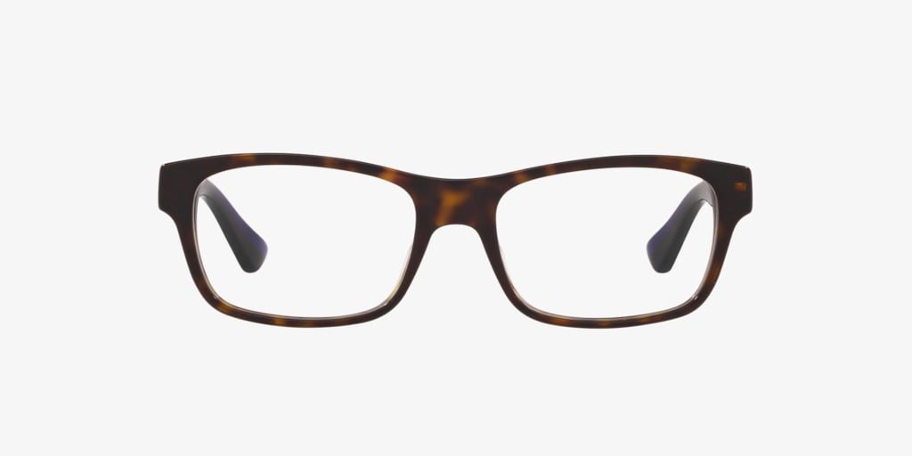Gucci GG0006O Tortoise Eyeglasses